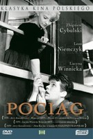 Pociag - Polish DVD cover (xs thumbnail)