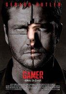 Gamer - Serbian Movie Poster (xs thumbnail)