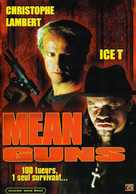 Mean Guns - French DVD cover (xs thumbnail)