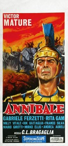 Annibale - Italian Movie Poster (xs thumbnail)