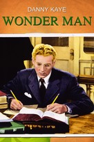 Wonder Man - DVD cover (xs thumbnail)