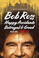 Bob Ross: Happy Accidents, Betrayal & Greed - Movie Poster (xs thumbnail)