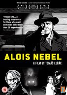 Alois Nebel - British DVD movie cover (xs thumbnail)