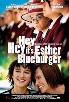 Hey Hey It's Esther Blueburger - Australian Movie Poster (xs thumbnail)