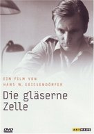 Die gläserne Zelle - German DVD cover (xs thumbnail)
