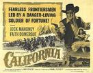 California - Movie Poster (xs thumbnail)