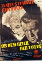 Vertigo - German Movie Poster (xs thumbnail)