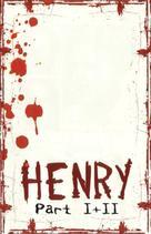 Henry: Portrait of a Serial Killer - German DVD cover (xs thumbnail)