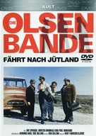 Olsen-banden i Jylland - German DVD cover (xs thumbnail)