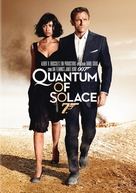 Quantum of Solace - Portuguese DVD movie cover (xs thumbnail)