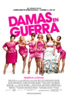 Bridesmaids - Argentinian Movie Poster (xs thumbnail)