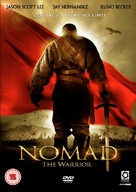 Nomad - British DVD cover (xs thumbnail)