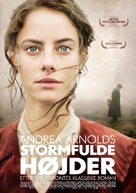 Wuthering Heights - Danish Movie Poster (xs thumbnail)