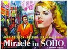 Miracle in Soho - British Movie Poster (xs thumbnail)
