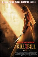 Kill Bill: Vol. 2 - Brazilian Movie Poster (xs thumbnail)