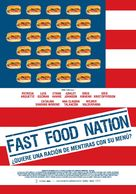 Fast Food Nation - Spanish Movie Poster (xs thumbnail)