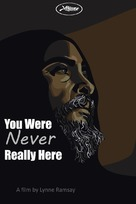 You Were Never Really Here - British poster (xs thumbnail)