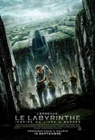 The Maze Runner - Canadian Movie Poster (xs thumbnail)