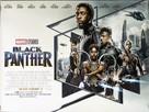 Black Panther - British Movie Poster (xs thumbnail)