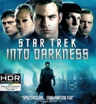 Star Trek: Into Darkness - Blu-Ray cover (xs thumbnail)