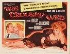 The Crooked Web - Movie Poster (xs thumbnail)