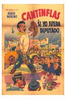 Si yo fuera diputado - Mexican Movie Poster (xs thumbnail)