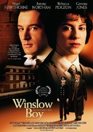The Winslow Boy - German Movie Poster (xs thumbnail)