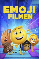 The Emoji Movie - Danish Movie Cover (xs thumbnail)