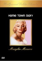Home Town Story - German DVD cover (xs thumbnail)
