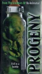 Progeny - VHS cover (xs thumbnail)