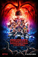 """Stranger Things"" - Portuguese Movie Poster (xs thumbnail)"