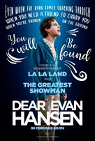 Dear Evan Hansen - International Movie Poster (xs thumbnail)