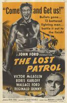 The Lost Patrol - Movie Poster (xs thumbnail)