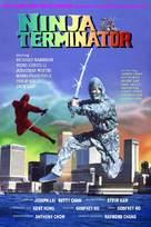 Ninja Terminator - Hong Kong Movie Cover (xs thumbnail)