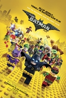 The Lego Batman Movie - Dutch Movie Poster (xs thumbnail)