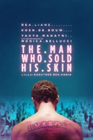 The Man Who Sold His Skin - Movie Cover (xs thumbnail)