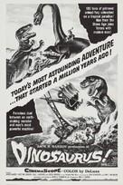 Dinosaurus! - Re-release movie poster (xs thumbnail)