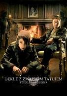 Män som hatar kvinnor - Slovenian Movie Poster (xs thumbnail)