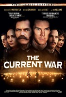 The Current War - British Movie Poster (xs thumbnail)