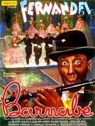 Barnabè - Belgian Movie Poster (xs thumbnail)