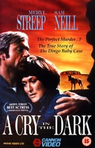 A Cry in the Dark - British Movie Cover (xs thumbnail)