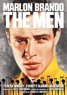 The Men - DVD movie cover (xs thumbnail)