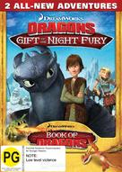 Book of Dragons - New Zealand DVD movie cover (xs thumbnail)