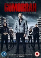 """Gomorra"" - British DVD movie cover (xs thumbnail)"