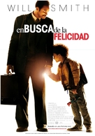 The Pursuit of Happyness - Spanish Movie Poster (xs thumbnail)