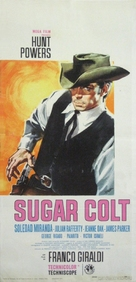 Sugar Colt - Italian Movie Poster (xs thumbnail)