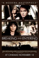 Breaking and Entering - British Movie Poster (xs thumbnail)