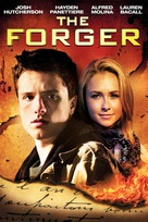The Forger - DVD cover (xs thumbnail)