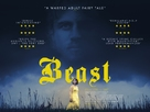 Beast - British Movie Poster (xs thumbnail)