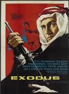 Exodus - Italian Movie Poster (xs thumbnail)